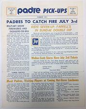 """Padre Pick-Ups"" Newsletter Summer 1971 ""BEAUTY"""