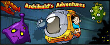 Archibald's Adventures Downloadable Game for Steam