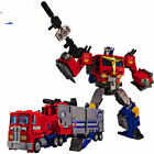 Optimus Prime Action FIgure 25cm Plastic ABS Transformation Model Teen Gift Toys