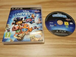 Disney Universe For Sony Playstation 3 PS3 Boxed - See Offer!