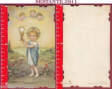 2777 SANTINO HOLY CARD GESù BAMBINO EUCARESTIA SS. SACRAMENTO NB R./ 3350