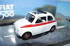 FIAT 500 clair bleu 1:24 Mondo NOUVEAU & OVP 51019