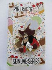 Disney Pin Dsf Dssh Pin Trader's Delight Captain Hook #2 Gwp Ptd Le New