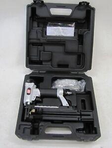 """Grip Rite GRC58A Pneumatic Plastic Button Cap Stapler Nailer 5/8"""" New"""