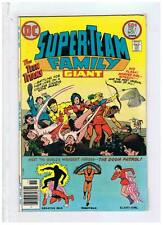 DC Comics SuperTeam Family #7 F/VF- 1976