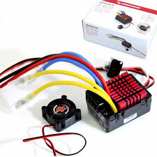 Hobbywing QUICRUN WP 860 60A Dual Brushed Esc Waterproof Speed Control :1/8 1/10