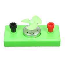 Solar Power Mute Motor DIY Physical Science Equipment Intelligence Toy