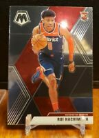 Rui Hachimura 2019-20 Panini Mosaic Base ROOKIE CARD Washington Wizards PRISTINE