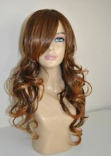 NEW WOMAN'S WIG HI-TEMP KANEKALON FIBER HAIR MADE IN JAPAN #1014