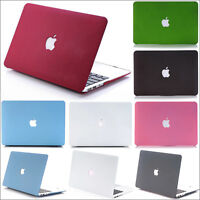 """Quicksand Matte Cut-out Hard Case Cover Shell for MacBook 12""""Air Pro 11"""" 13"""" 15"""""""
