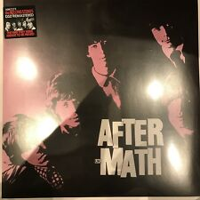 THE ROLLING STONES AFTERMATH 180gm Vinyl LP DSD REMASTER -  NEW & SEALED