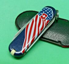 Rare Victorinox / USA / President Bush Visit 58mm Swiss Army Knife