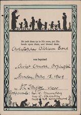 Christopher William Bond. Orpington. 1949. Munday. Chantry. Lambourne    RM.822