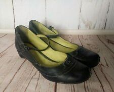 Tiggers Shoes, German Shoe company  Pixie, Gothic, black, Mary Janes size 7