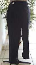 pantalon femme de ville chic habillé  taille 46