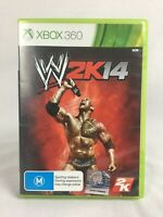WWE 2K14 - With Manual - XBOX 360 - PAL