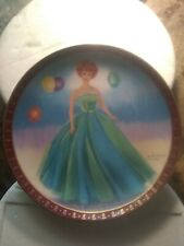 Barbie Collectible Plate - 1963 Senior Prom
