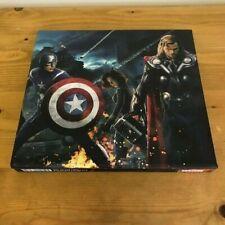 The Art of Marvel Avengers - hard back boxed book