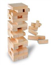 Wooden Building Blocks 51 Pieces
