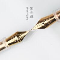 Chinese Sungmax Pink Cat \ EF  Nib Fountain Pen