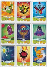 MOSHI MONSTERS MASH UP SERIES ONE BASE / BASIC  CARDS    BY TOPPS         CHOOSE