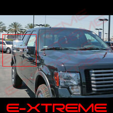 2009 2010 2011 2012 2013 2014 Ford F150 F-150 Triple Chrome Towing Mirror COVERS