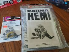 VINTAGE RARE PARMA HEMI MOTOR #10411 NEW OLD STOCK DONT MISS OUT!!  & wiring kit