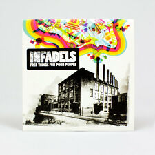 Infadels - Free Things For Poor People - music cd ep