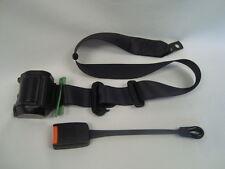 M998 HUMVEE SEAT BELT 3POINT 12480530 BLACK LH OR RH FRONT OR BACK 3PT 12342377