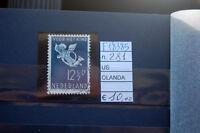 FRANCOBOLLI OLANDA USATI N°281 (F18385)