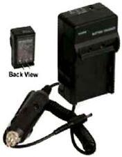 Charger for Panasonic DMC-FZ50EGM DMC-FZ50K DMC-FZ50S DE-A43 DE-A43A DE-A43B