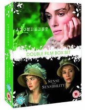 Atonement/Sense & Sensibilty DVD 2011