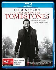 A Walk Among The Tombstones (Blu-ray, 2015)
