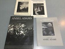 Ansel Adams BOOKS / PAMPHLETS LOT