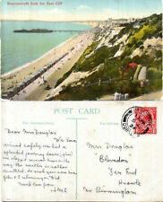 Bournemouth Inter-War (1918-39) Printed Collectable English Postcards