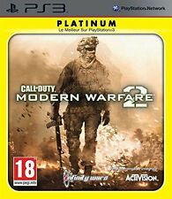 Call Of Duty Modern Warfare 2   playstation 3 PS3   NUOVO !!!