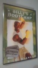 BILLY'S BOOTCAMP - ULTIMATE BOOTCAMP - DVD - ALL REGIONS -NEW SEALED