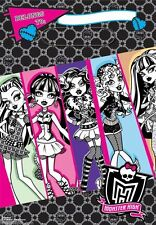 Monster High Loot Bags (8) Birthday Favor Treat Goodie Party Supplies Girl