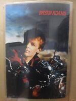 Vintage Poster Bryan Adams  1985 Inv#55