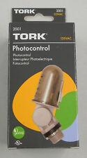 "Nsi Tork 2001 120V Photocontrol 1/2"" Conduit Mount 180° Swivel Lexan® Housing"