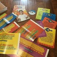 Explore the Bible Study Religion Homeschool Leviticus Acts Younger Kid Poster CD