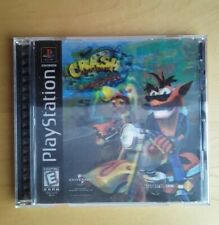 Crash Bandicoot 3 Warped 3d Empty Game Case Only No Disc Playstation sony Ps Wow