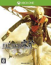 New Xbox One Final Fantasy Reishiki Type-0 HD Microsoft zero shiki