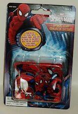 Marvel Ultimate Spiderman Magnetic Letters Great For Kids NIP