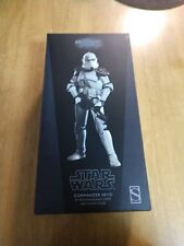 Sideshow Collectibles Star Wars: Commander Neyo 1:6 Scale Figure