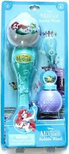 NEW Disney Parks Little Mermaid Princess Ariel Glow Bubble Wand - Under the Sea