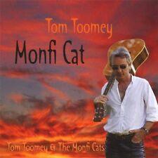 Tom Toomey - Monfi Cat CD