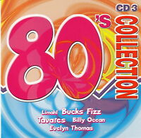 Compilation CD Collection 80's - CD3 - Holland (M/G)