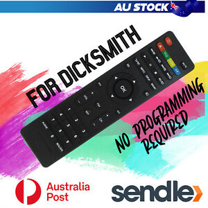 FOR  DICK SMITH TV REMOTE CONTROL LED LCD DSE MULTIPLE MODEL GE NUMBERS HOME