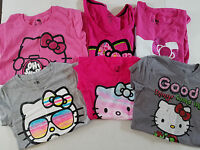 Hello Kitty  Various Girls T-Shirts   Sizes XS 4/5 or M 7/8 L 10/12XL 14/16 NWT